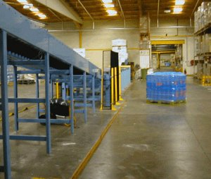 conveyor system integration