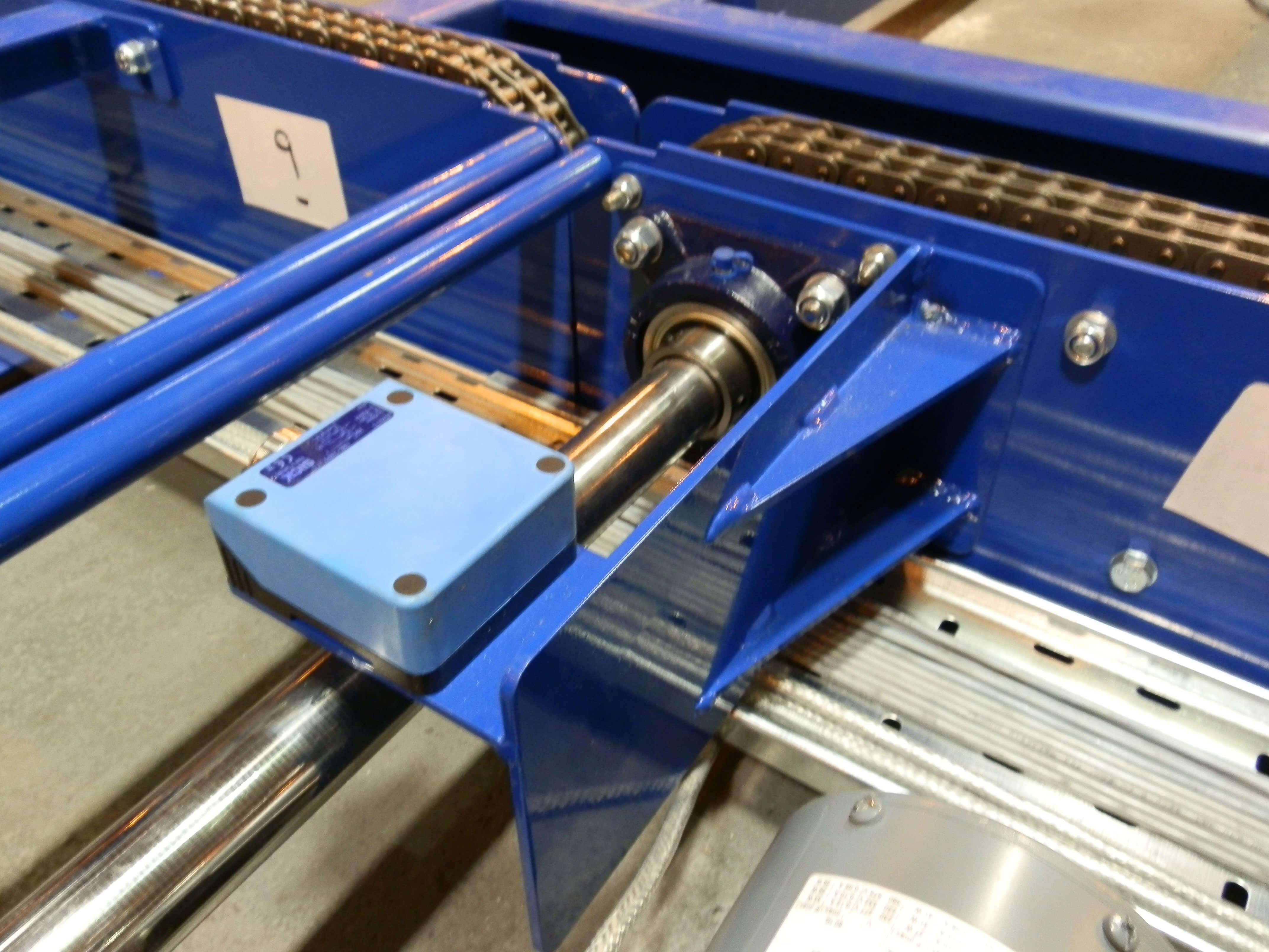 chain conveyor mechanism