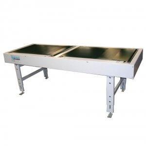 belt conveyor table